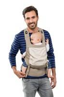 Babytrage Smart Carrier sand