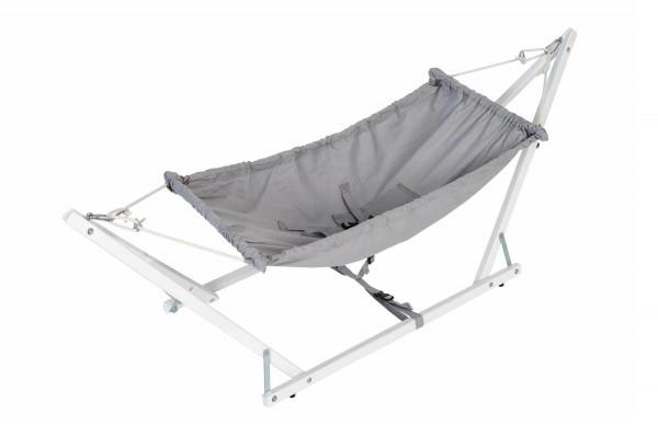 2-in-1 Set Koala silver baby hammock