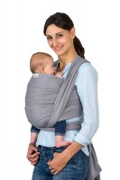 Das AMAZONAS Tragetuch Carry Sling ist Testsieger bei Stiftung Warentest und eignet sich optimal zum Kuscheln, Schlafen oder Stillen deines Babys.
